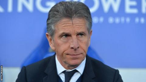 Claude Puel: Former Leicester City and Southampton boss appointed by Saint-Etienne