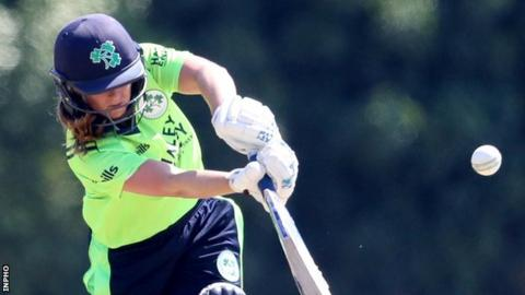 Isobel Joyce top-scored for Ireland women with 41
