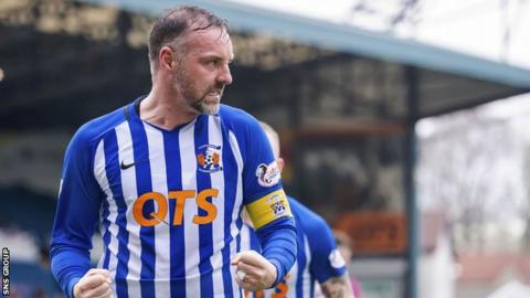 Boyd, last season's Premiership golden boot winner, says he will discuss his future with Steve Clarke this week