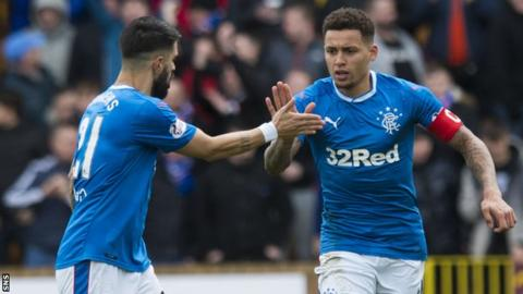 'Wishful thinking' - Commons makes bold claim over Rangers squad and Murty situation
