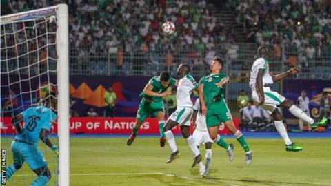 Algeria edge Senegal to win first title in 29 years