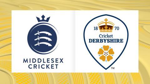 Middlesex v Derbyshire