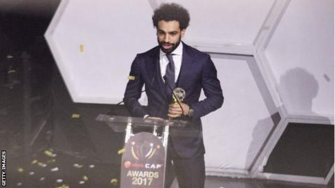 Salah, Mane and Aubameyang make African Confederation player of year shortlist