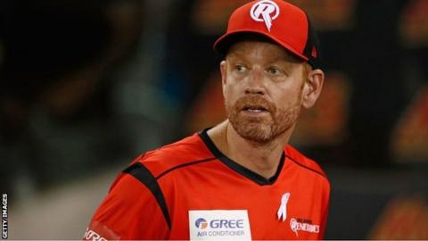 Andrew McDonald spent 15 years a player, starting with Victoria in 2002 and including two seasons with Leicestershire