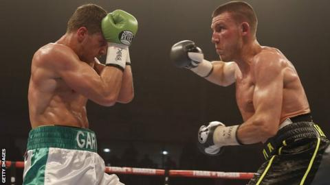 Liam Williams boxer