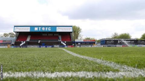 General view of Moss Rose