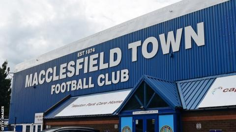 Macclesfield Town are eighth in League Two after two games of the season