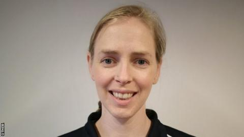 Noleen Armstrong is an experienced player for Northern Ireland
