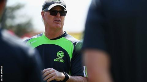 Ireland coach John Bracewell is upbeat despite the shock defeat by Oman at the World Twenty20 tournament
