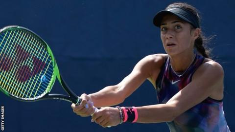 Danilovic wins all-teen clash in Moscow final — WTA roundup