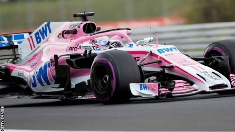 Fernley leaves Force India deputy team principal role