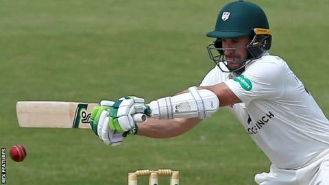 County Championship: Worcestershire race to three-day win over Glamorgan
