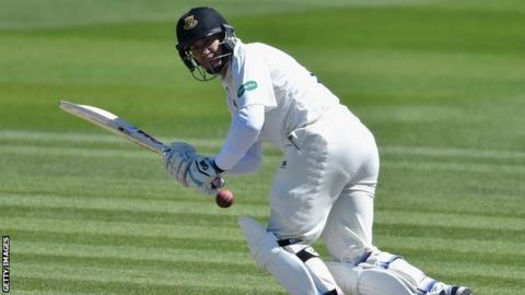 Ross Taylor made his second half-century of the season for Sussex