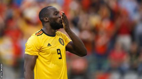 21016c9f8 World Cup 2018  Romelu Lukaku says some Belgians  want to see me ...
