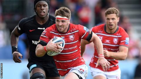 Premiership Rugby: Kriel leaves Gloucester to return to Super Rugby's Lions