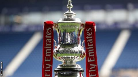 The 2020 FA Cup final will take place at Wembley on 23 May