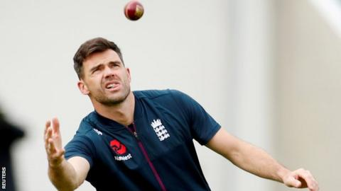 James Anderson, Jonny Bairstow Return for England Tour of South Africa