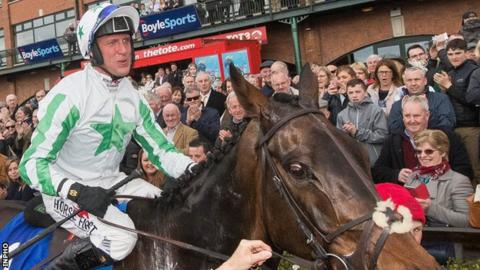 Former Irish Grand National victor  Our Duke dies