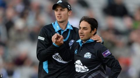 Pakistan Test star Saeed Ajmal has saved his best form for T20 matches since his return to Worcester a month ago