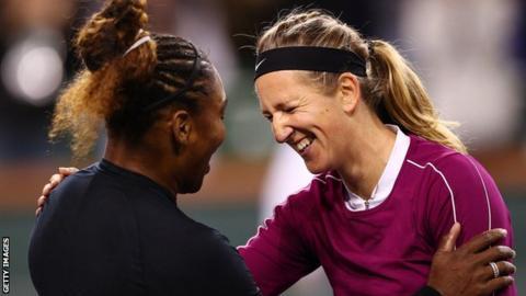 Serena Williams Victoria Azarenka