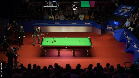 Amateur snooker tournaments have missed