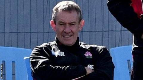 Leigh Jones was Japan defence coach at the 2015 World Cup