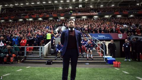 Lee Johnson's Bristol City have won 11 of their 16 home matches this season - including victories over Stoke City and Man United