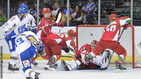 Fife Flyers enjoyed early pressure but could not find a way through against Cardiff