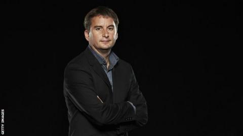 British Cycling chief executive Ian Drake