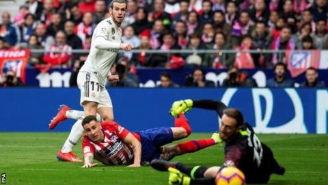 aea71478c Gareth Bale has scored 100 Real Madrid goals - one for every million euro  they paid Tottenham for him