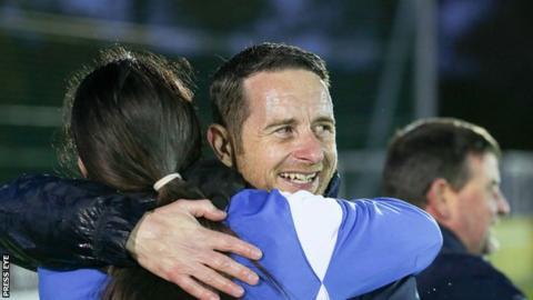 Darren Mullen Newry City manager