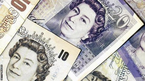 Cash sterling