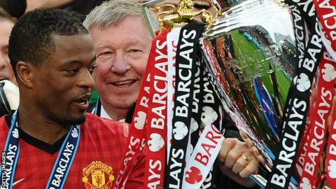 Patrice Evra, 38, retires from football after 20 active years