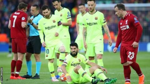 Barcelona Dressing Room 'Divided' After Disastrous Champions League Collapse Against Liverpool