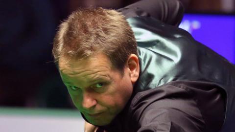 Joe Swail reached the Welsh Open final in 2009
