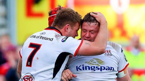 Jordi Murphy and Ross Kane