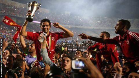 Al Ahly win Confederation Cup
