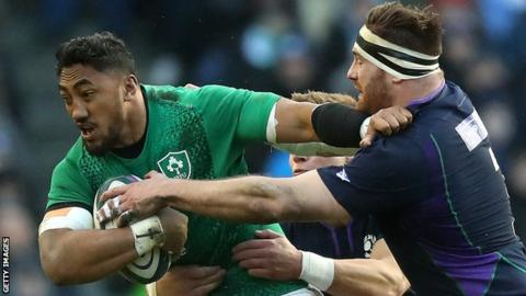 Ireland v Scotland: 'Joe Schmidt eyes World Cup send-off to match reign'