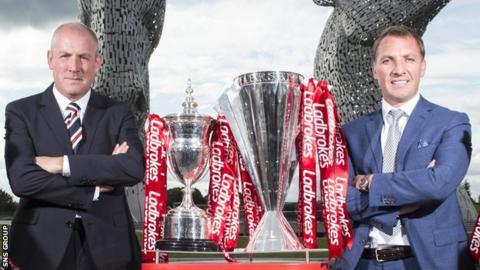Mark Warburton and Brendan Rodgers
