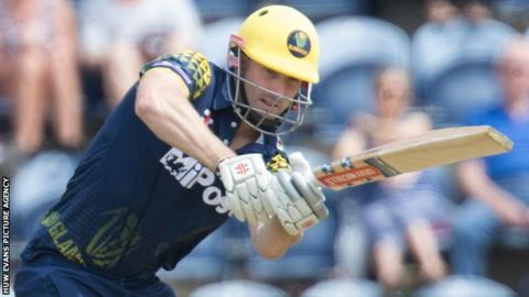Shaun Marsh has scored 143 runs in four 50-over games for Glamorgan this season