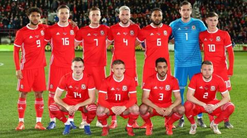 Wales team to face Trinidad & Tobago