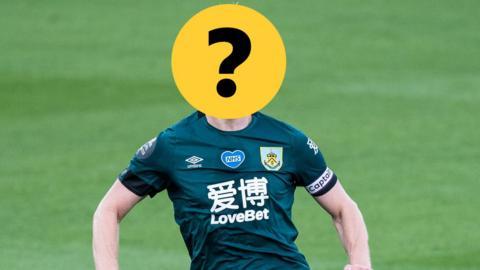 Burnley player