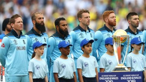Morgan lauds England's ODI revival after reaching Cricket World Cup final