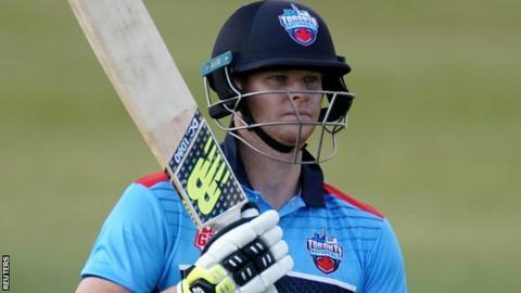 Steve Smith: Ex-Australia captain will play in Caribbean Premier League