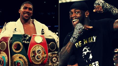 Joshua and Wilder