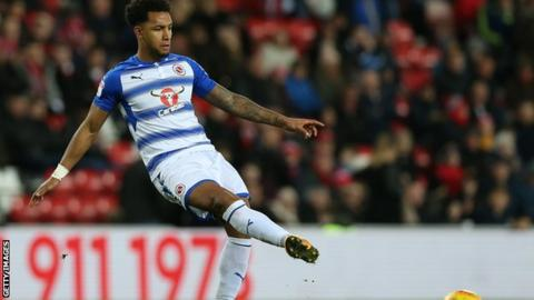 Reading centre-back Liam Moore