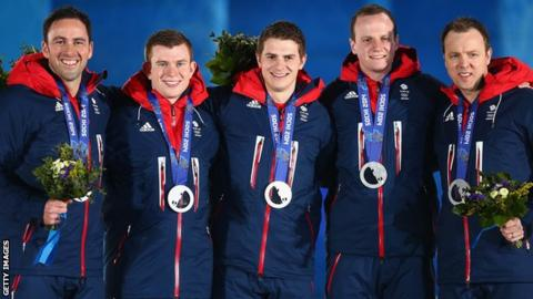 Great Britain curling
