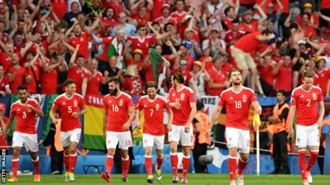 Wales had not played at a major tournament finals since 1958