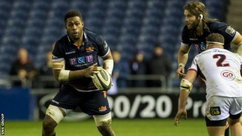 Bill Mata is one of 13 changes in the home ranks at Murrayfield