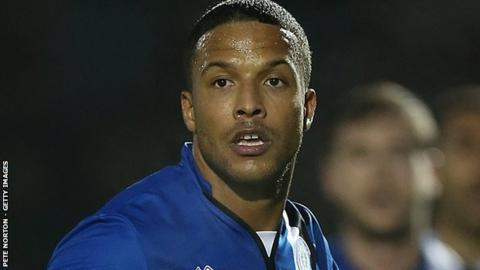 Joe Thompson has a career tally of 26 goals at Rochdale, Tranmere, Bury, Wrexham. Southport and Carlisle